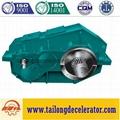 QJYA34 170~800 gear box on the on the