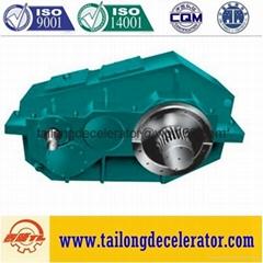 QJYA34 170~800 gear box on the on the hoist