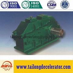 QY3D 160~800 gear box on the on the hoist