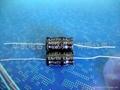 axial lead non-polar electrolytic