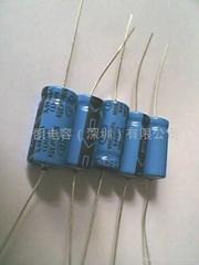 卧式电解电容器-穿心电解电容器