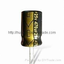 Taping electrolytic capacitor 3