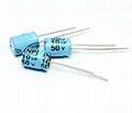 NP Aluminum Electrolytic Capacitors  2