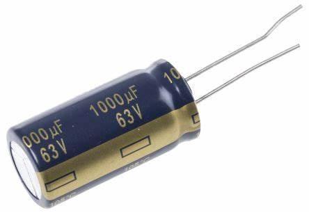 Taping electrolytic capacitor 2