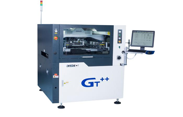 GT++全自动锡膏印刷机 1