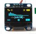 0.96 inch IIC communication OLED module (only 2 I/O needed)