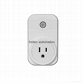 WiFi Switch Smart Plug/Outlet/Socket that Works with Alexa controlled by APP