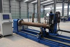 CNC Plasma Steel Pipe Cutting Machine Manufacturers in China