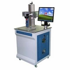 low price color fiber laser engraver machine for sale
