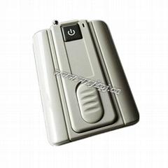 超薄带天线带底座无线遥控器1-6键