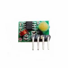 低價小體積超再生無線接收模塊RX-4
