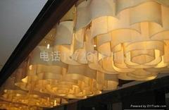 酒店工程燈飾