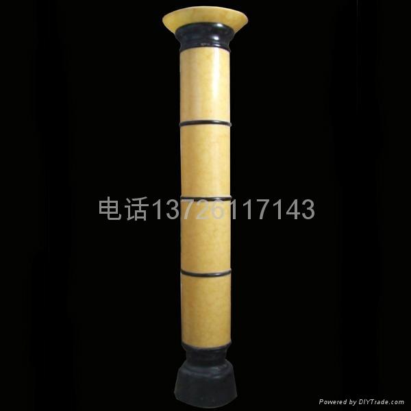 仿雲石圓筒羅馬柱燈 1
