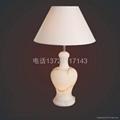 樹脂臺燈 2