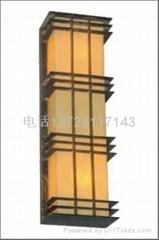 酒店別墅工程壁燈