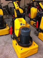 鉴崧厂家12头打磨机580地坪研磨机耐磨地面固话环氧旧地面翻新