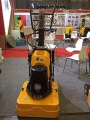 鉴崧变频JS-630固化环氧地坪研磨打磨机