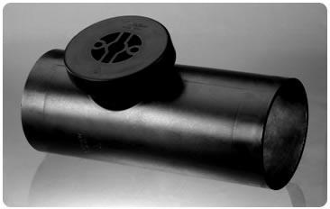陝西虹吸排水系統HDPE管件 2