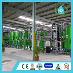 tire plastics used oil refine oil machine