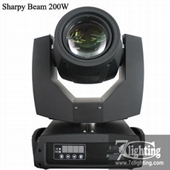 Sharpy Beam 200W 5R, Clay Paky 200W 5R China version
