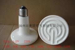 陶瓷加熱取暖燈