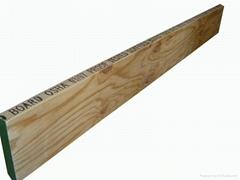wood scaffold plank