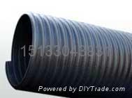 颐通HDPE钢带增强波纹管 1