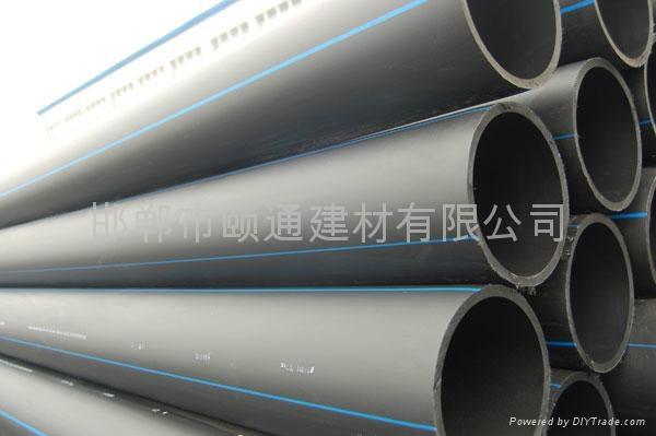 頤通HDPE給水管 3