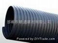 pe排水波纹管 2