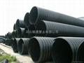 颐通HDPE钢带增强波纹管 3