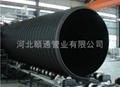 颐通HDPE钢带增强波纹管 5