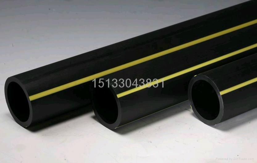 颐通HDPE燃气管 3