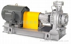 SCH process pump(enclosed-impeller)