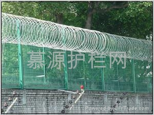 监狱隔离网 1