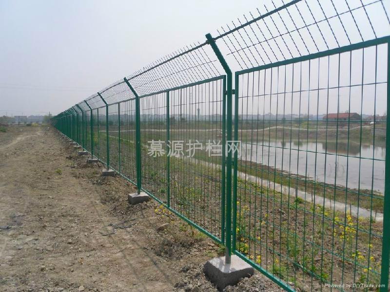 水源地围栏网 1