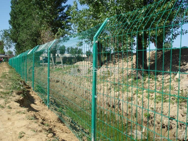 水源地围栏网 2