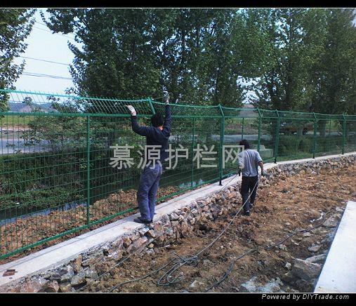 水源地围栏网 4