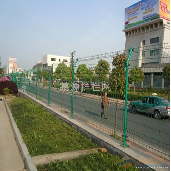 高速公路围栏 2