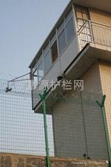 防攀爬隔離網