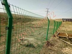 太陽能圍欄網