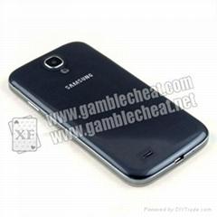Samsung galaxy S4 infrared camera