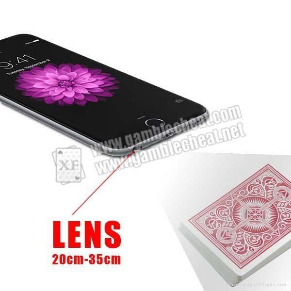 New Iphone6 camera for poker analyzer 4