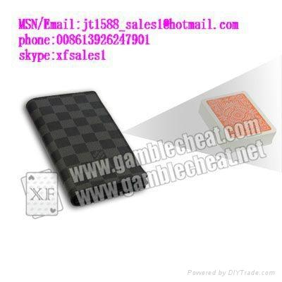 LV wallet IR camera for poker analyzer 1