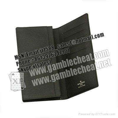LV wallet IR camera for poker analyzer 3