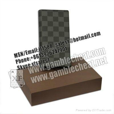 LV wallet IR camera for poker analyzer 2