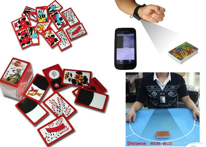 Korea Huatu Barcode Playing Cards For Poker Analyzer Gostop Bullfighting Game 1