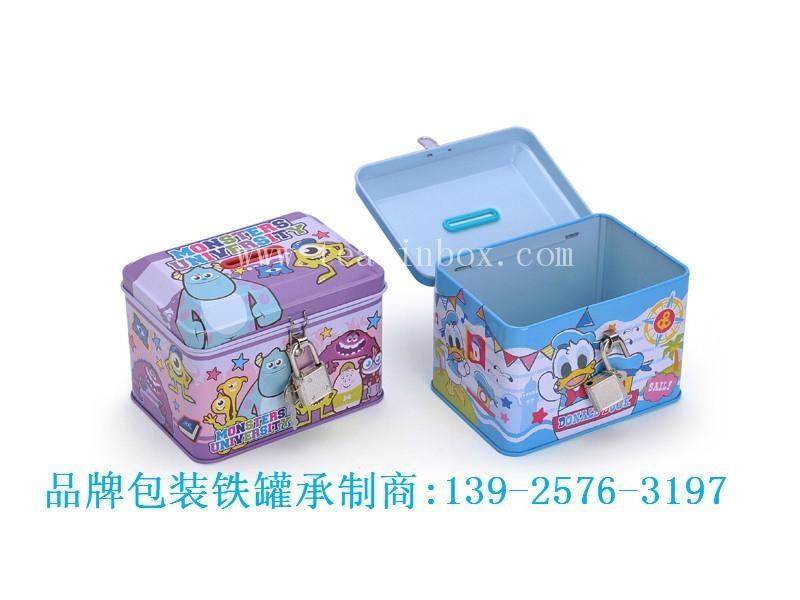 玫瑰精油鐵盒 5