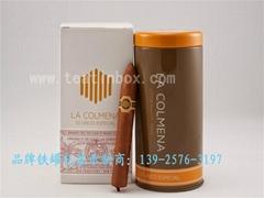 品牌雪茄包装铁罐