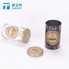 Tea tin black tea tin coffee tin