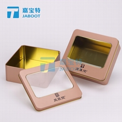 window food iron box candy iron box cake iron box